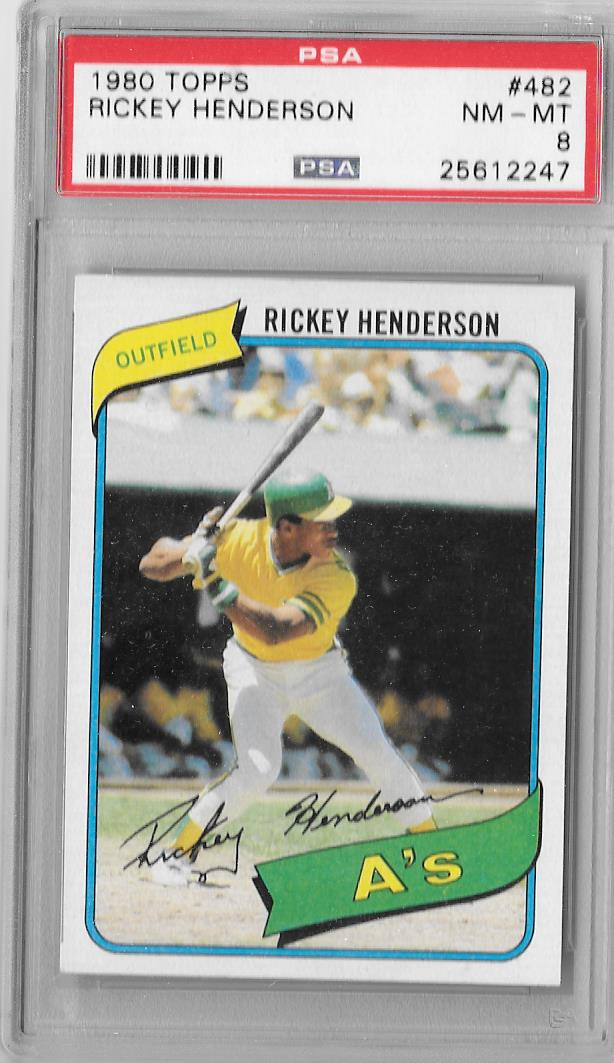 Top Ten Baseball Cards Of The 80s Rotisserieduckdotcom