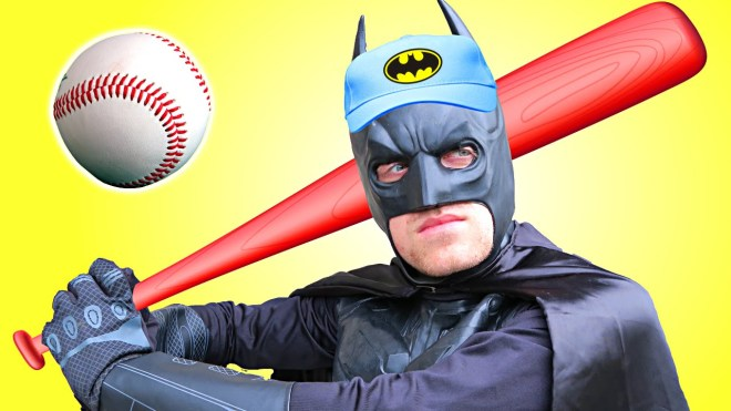Batman Baseball