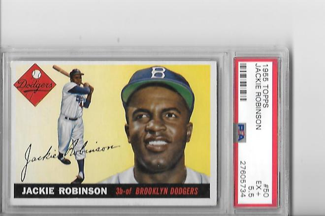 '55 Robinson 5.5