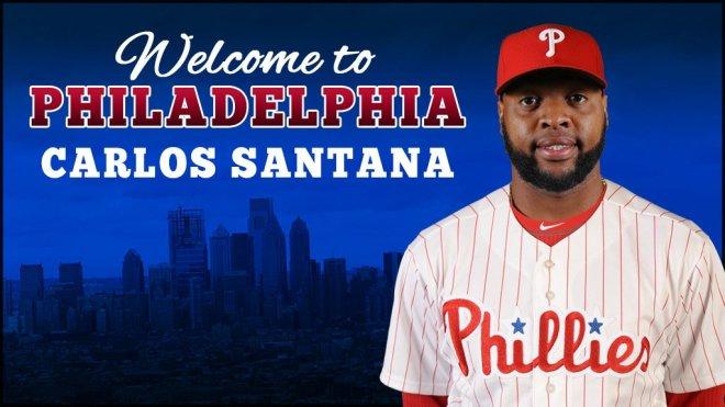 Santana Phillies