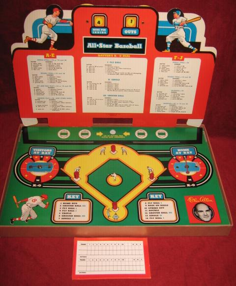 All Star Baseball 1959