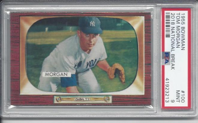 Ugly Historic 1955 Bowman Baseball Cards Rotisserieduckdotcom