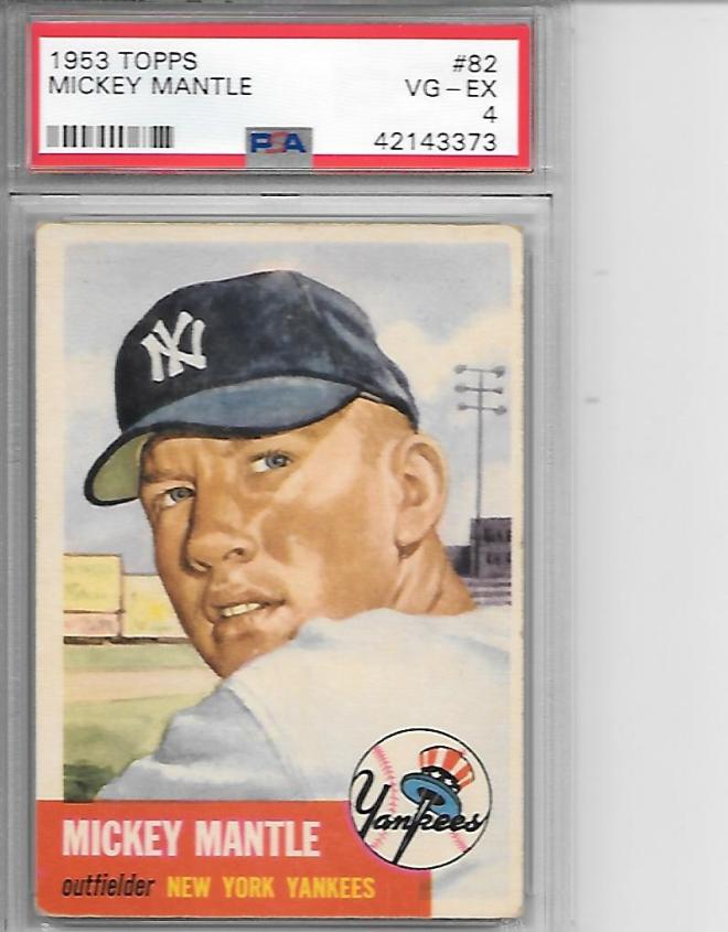 '53 Mantle