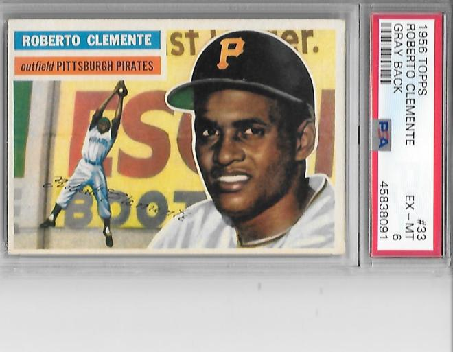 '56 Clemente 6 Tom